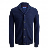Cardigan JORGORDON Blue depths
