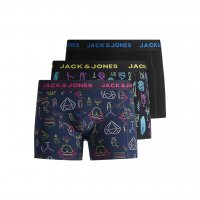 JACPOP ELEMENTS TRUNKS 3 PACK