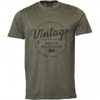 Replika t-shirt 315 Army Green