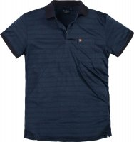 North 56 striped polo