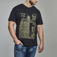 Replika t-shirt 328 svart