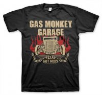 Gas Monkey garage - speeding monkey