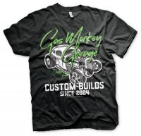Gas Monkey Garage Custom Neon Tee