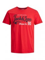 T-shirt JJMOON True red