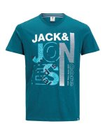 JCOTILLY T-shirt Blue coral