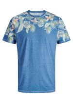 T-shirt Tropicalbirds 431 Dlue Depths