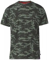 T-shirt Camoflage Gaston Jungle