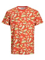 T-shirt JORTROPIC Chili