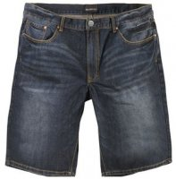 North 56.4 Denim Long Shorts i stora storlekar