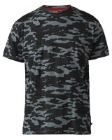 T-shirt Camoflage Gaston Storm
