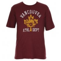 T-shirt Vancouver athl dept