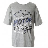 T-shirt Motorcycle BTT
