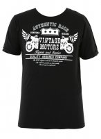 T-shirt Vintage Motors - 3XL