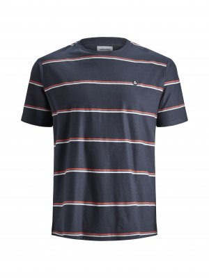 Jorherringbone t-shirt Total eclipse