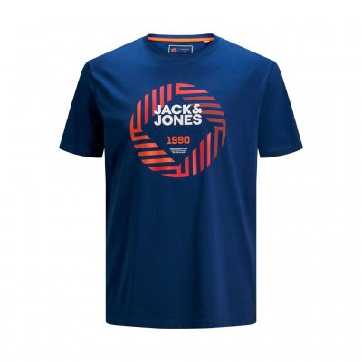 T-shirt JCOFRIDAY Disc Navy