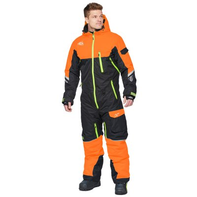 Sweep Snowcore CX Overall svart/orange