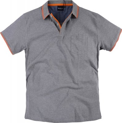 North 56 Polo contrast