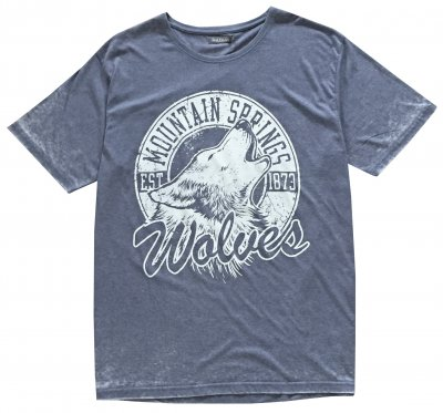 T-shirt - Mountain Spring Wolves