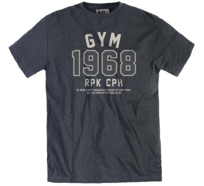 T-shirt Replika GYM 1968