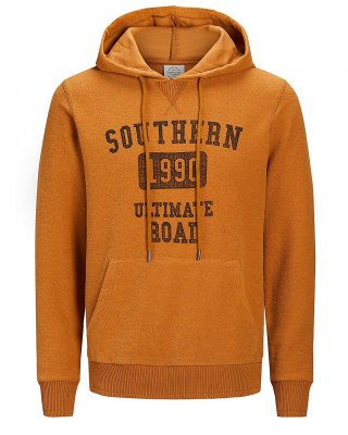 JORALGO SWEAT HOOD PS Orange