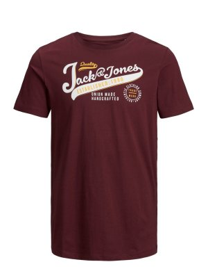 T-shirt JJELOGO 947 Port Royale