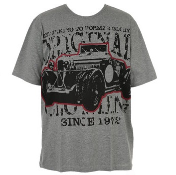 T-shirt Original Car
